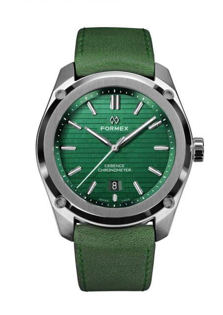 Formex: Essence 43 mm Automatic Chronometer in Grün