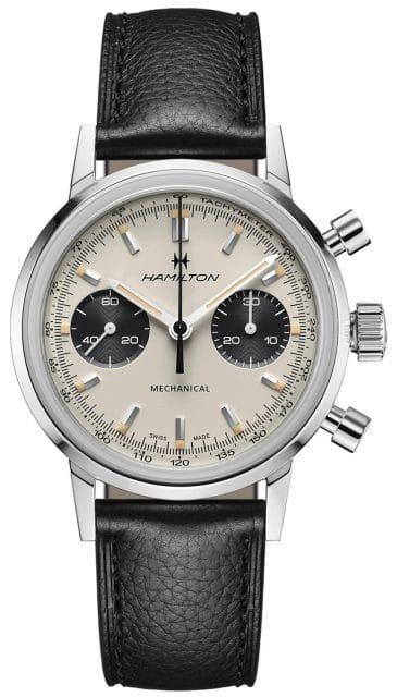 Hamilton: Intra-Matic Chronograph H
