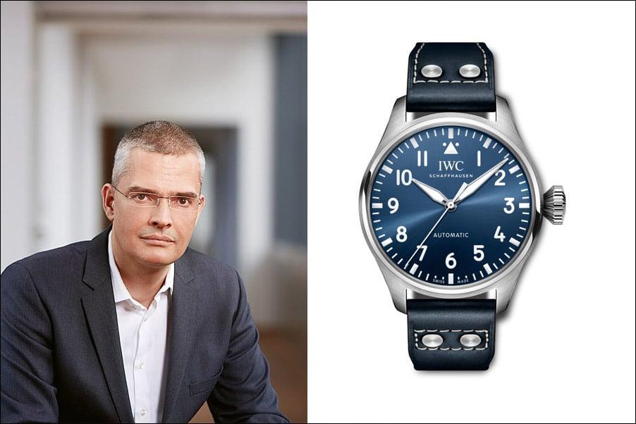 Retro-Favorit von von Chronos-Chefredakteur Rüdiger Bucher: IWC Big Pilot's Watch 43