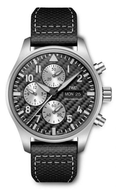 IWC Pilot's Watch Chronograph Edition AMG