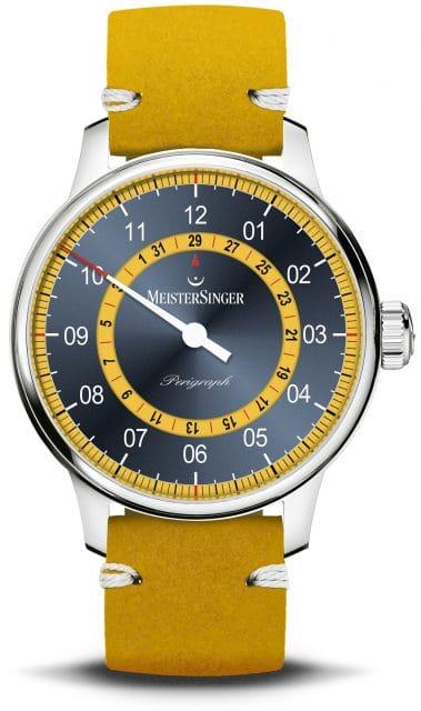 MeisterSinger: Perigraph Mellow Yellow