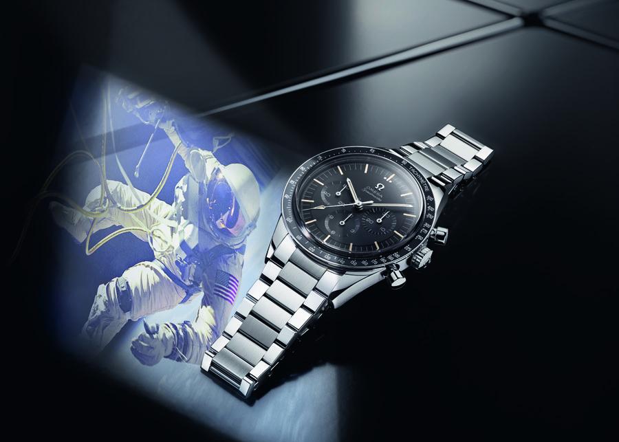 Omega: Speedmaster Moonwatch 321
