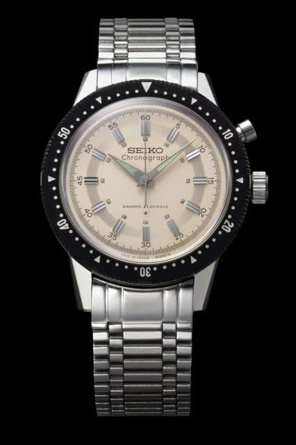Seiko: Crown Chronograph von 1964