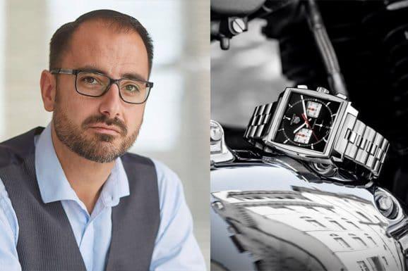 Chronos-Redakteur Alexander Krupp kürt die TAG Heuer Monaco zu seinem Retro-Liebling