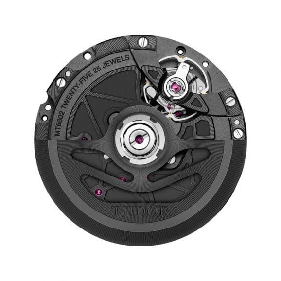 Tudor: Manufakturkaliber MT5602-1U mit Automatikaufzug