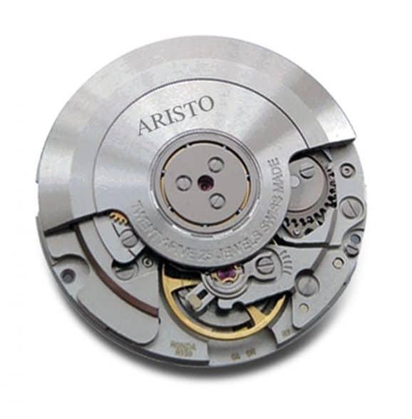 Aristo: Automatic Uhrwerk Ronda R150