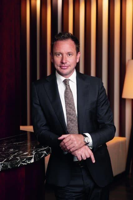 Frederique Constant: CEO Niels Eggerding