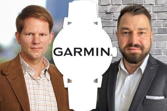 Watchtime Spotlight mit Garmin: Jens Koch und Fuad Medosevic