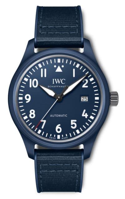 "IWC: Pilot's Watch Automatic Edition ""Laureus Sport For Good"""