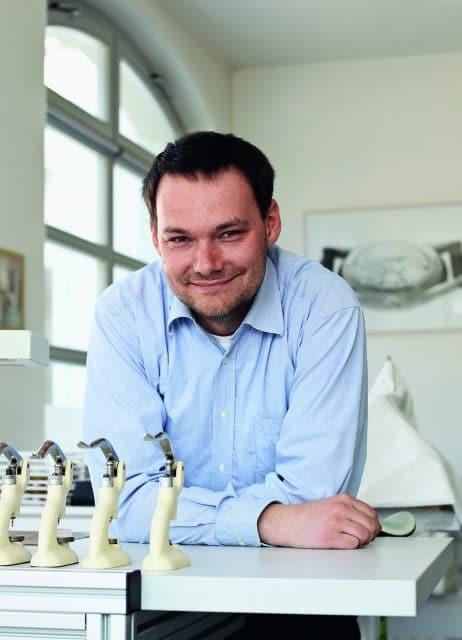 Nomos Glashütte: Mirko Heyne