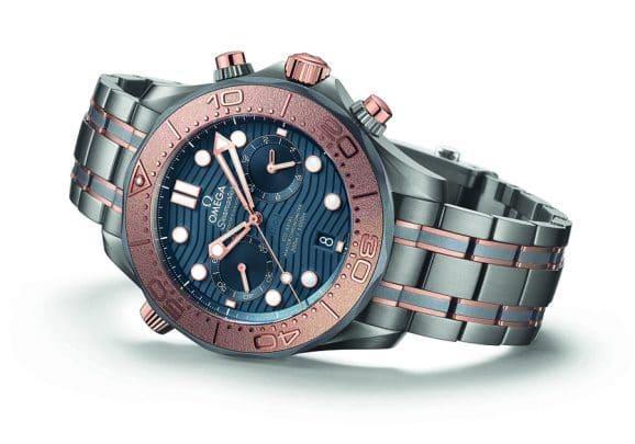Omega: Seamaster Diver 300M Chronograph