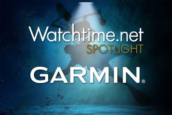 Watchtime Spotlight Taucheruhren mit Garmin