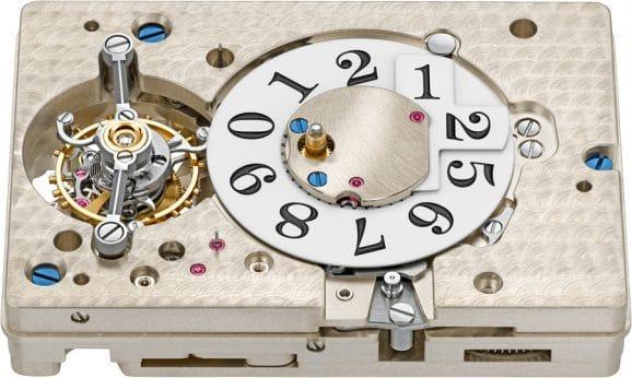 A. Lange & Söhne: L042.1 Cabaret Tourbillon Uhrwerk