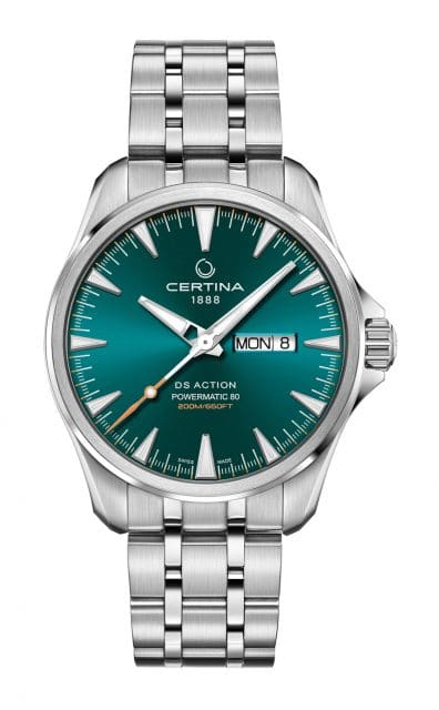 Certina: DS Action Day Date
