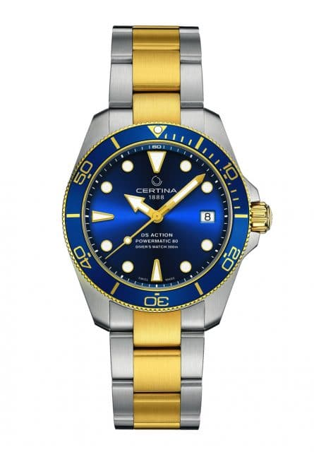 Certina: DS Action Diver