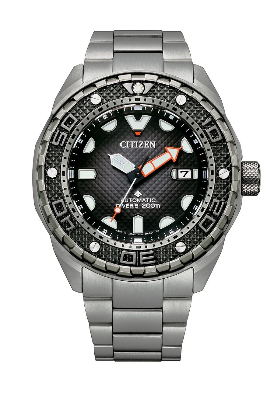 Taucheruhrenspecial 2021: Citizen Promaster Mechanical Diver
