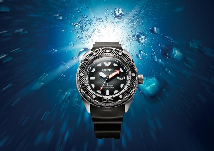 Taucheuhrenspecial 2021: Citizen Promaster Mechanical Diver