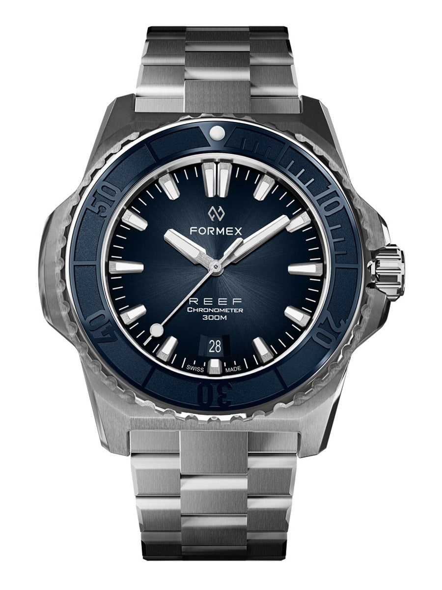 Taucheruhrenspecial 2021: Formex REEF Chronometer