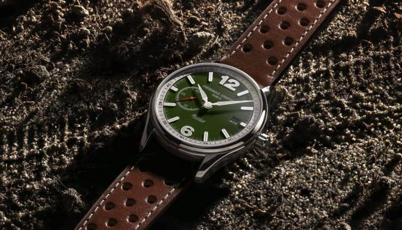 Frederique Constant: Vintage Rally Healey Automatic Small Seconds
