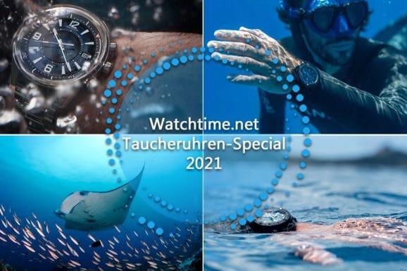 Taucheruhren-Special 2021