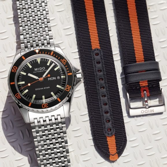 Mido: Ocean Star Tribute Limited Edition Germany