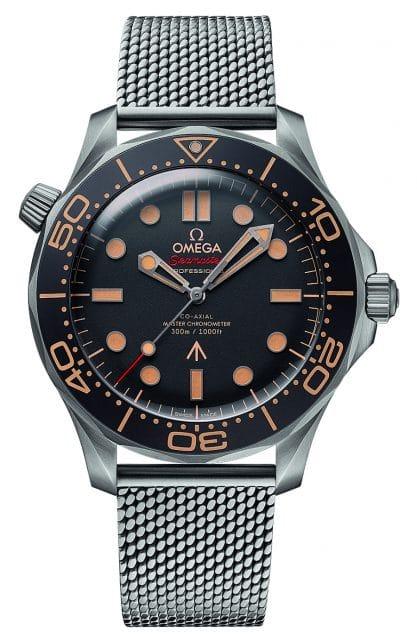 Omega: Seamaster Diver 300M 007 Edition