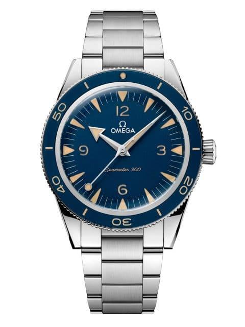 Taucheruhrenspecial 2021: Omega Seamaster 300 Co Axial Master Chronometer