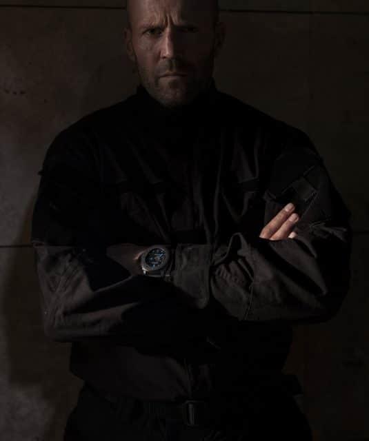 Jason Statham trägt im Film Five Eyes eine Uhr von Panerai