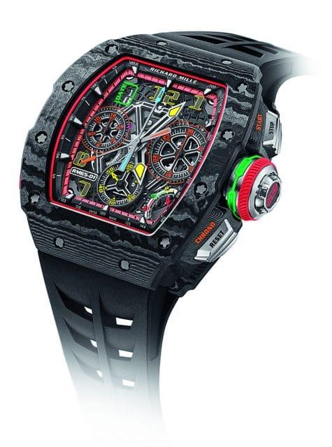 Richard Mille: RM65-01 Automatic Split Second Chronograph