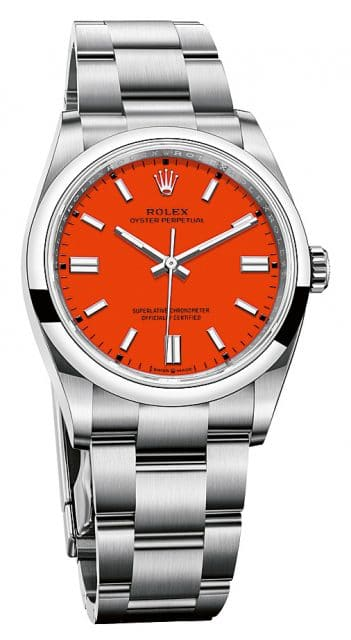 Rolex: Oyster Perpetual 36
