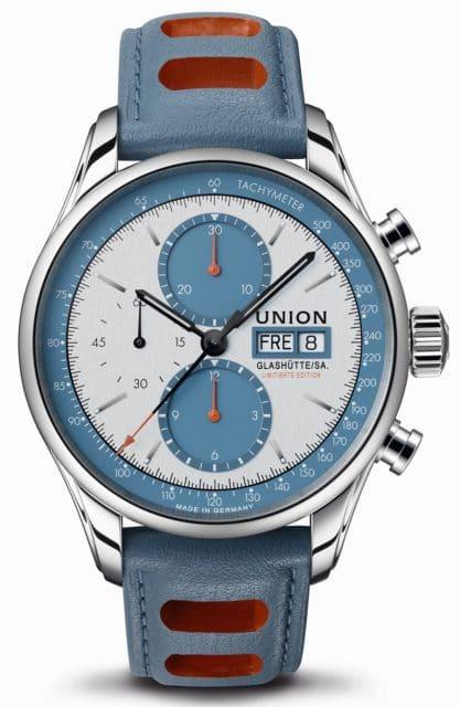 Union Glashütte: Viro Chronograph Silvretta Klassik 2021