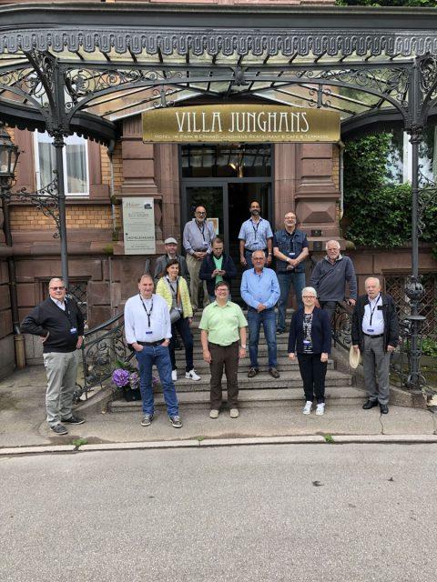 Die Teilnehmer der Leserreise Schwarzwald 2021