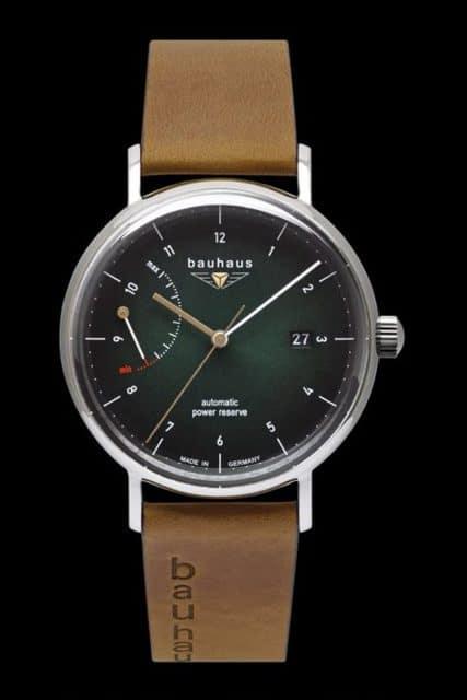 Bauhaus: Herrenuhr Automatik Referenz 2160-4