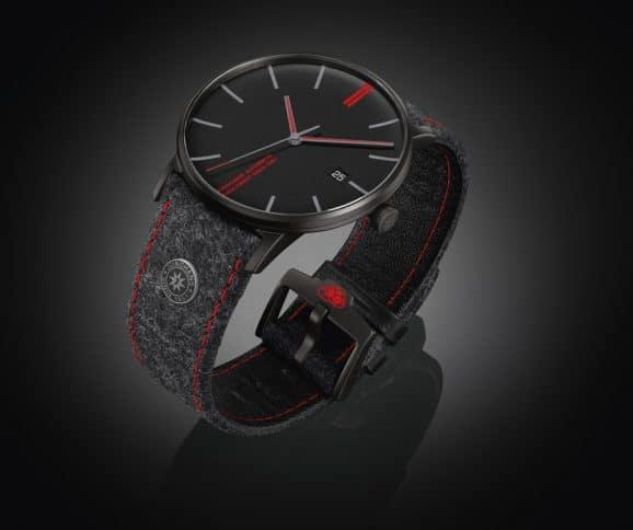 Junghans: Form A Edition 160 schwarz