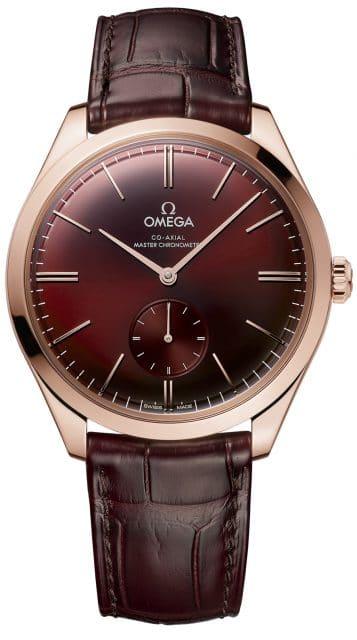 Omega: DeVille Trésor Co-Axial MasterChronometer Small Seconds 40 MM
