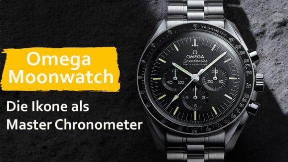 Omega Moonwatch 2021 Video Beitragsbild