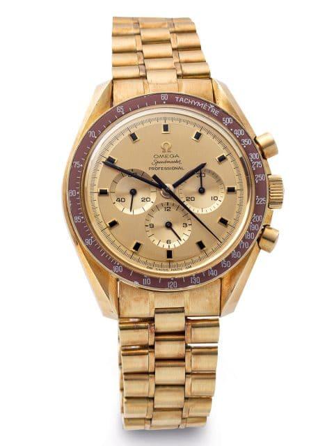 Omega Speedmaster Apollo XI, Nummer 298, Referenz 14502269 in Gelbgold