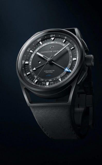 Porsche Design 1919 Globetime UTC All Black