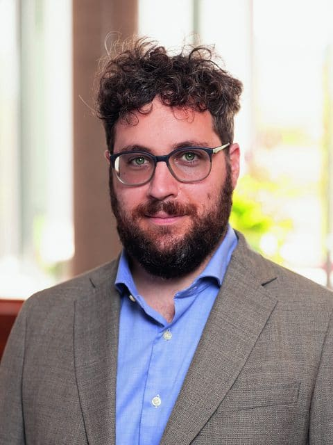 Professor Oliver Hoffmann