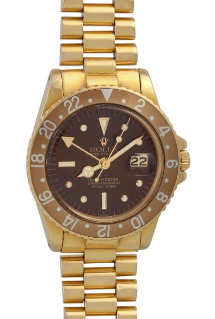 Rolex: GMT-Master Ref. 1675/8
