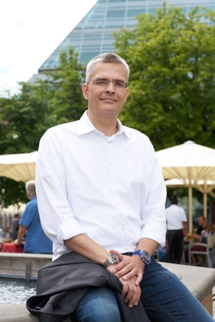 Rüdiger Bucher, Chefredakteur Chronos und Redaktionsdirektor GB Uhrenmedien