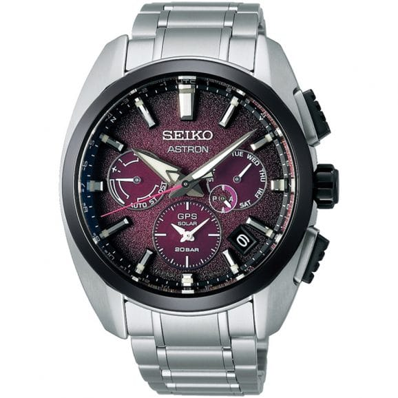 Seiko: Astron GPS Solar Dual Time Limited Edition