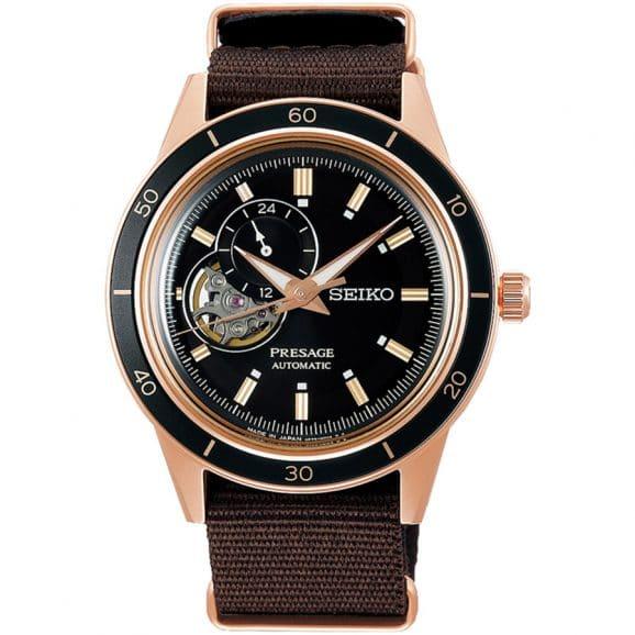 Seiko: Presage Automatik Chronograph Style 60s