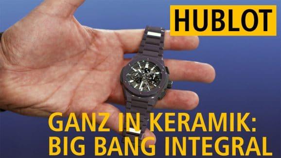 Test Talk: Hublot Big Bang Integral Grey Ceramic