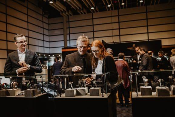 Watchtime Düsseldorf 2019: Bewerbung Veranstaltung2021