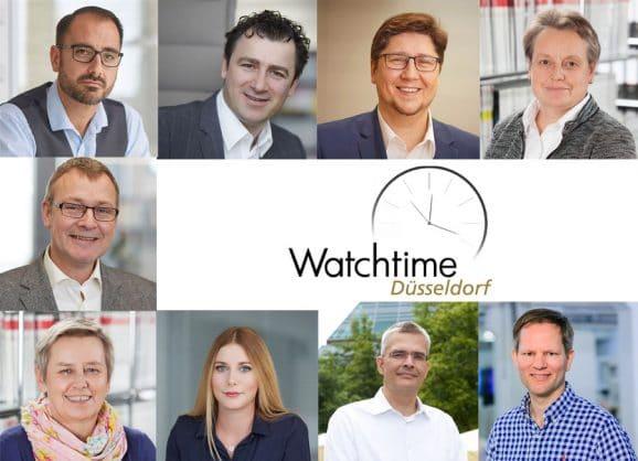 Watchtime Düsseldorf 2021: Statements