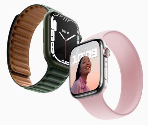 2021 neu: Apple Watch Series 7