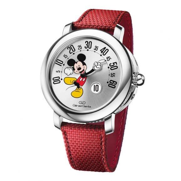 Bulgari: Gerald Genta Mickey Mouse