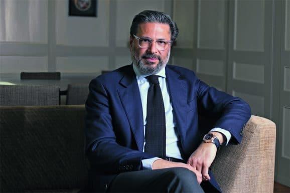 Guido Terreni: CEO Parmigiani