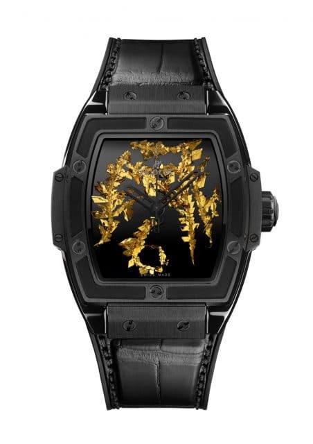 Hublot: Spirit of Big Bang Gold Crystal